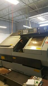 1997 Star Knc 32ii Swiss Style Lathe With 30k In Tool Holders