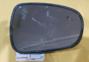 2014 Lexus Is250 Is350 Mirror Glass Blind Spot Auto Dim Driver Rh Right Front