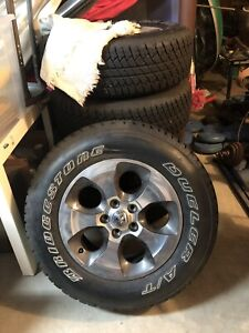 Jeep Wrangler Tires And Wheels