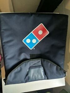 Domino s Pizza Insulated Thermal Large Delivery Bag Hot Clean
