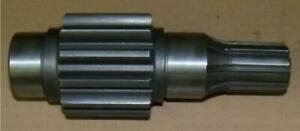 Pinion Shaft For Case 310 350 D31514
