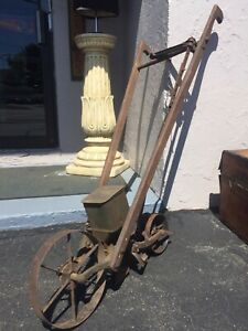 Vintage Planet Jr No 4 Seeder Planter Antique Garden Tool