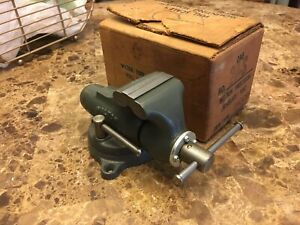 Wilton Baby Bullet Vise Mint Orginal Box Mib 2in Jaws Opens 2in Vice Jewelers