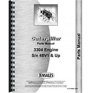 For Caterpillar 955l Engine Parts Manual new