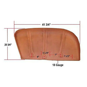 70237342 New Rh Fender Made To Fit Allis Chalmers Ac Tractor Models D17 D19