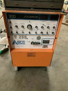 Airco 300 Ac dc Square Wave Welder