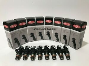 8 New Oem Fuel Injectors For Delphi 25317628 Gm Chevy Gmc Truck 4 8l 5 3l 6 0l