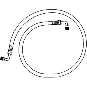 Fph34 Vpj4034 Power Steering Hose For Ford Tractor Naa 600 Series 800 Series