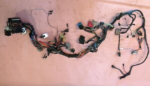 Jeep Yj Wrangler Under Dash Wiring Harness Fuses Wire 2 5 Four Cylinder 87 90