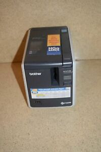 Brother P touch 9800pcn Label Thermal Printer