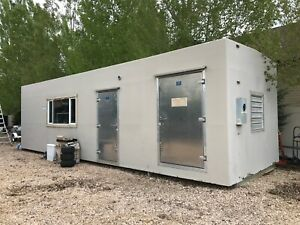 Heavy Snow Load Prepper Building Cell Tower Generator Tiny House Generac