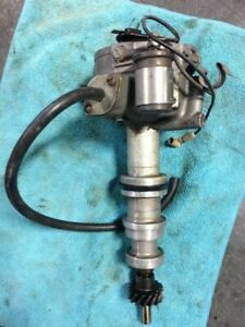 Vintage Mallory Bb Ford 390 427 Double Life Dual Point Distributor Zc Yc Zc343g