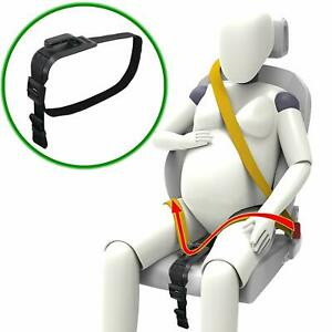 Pregnant Seat Belt Adjuster Maternity Mom Belly For Expectant Mother Safety