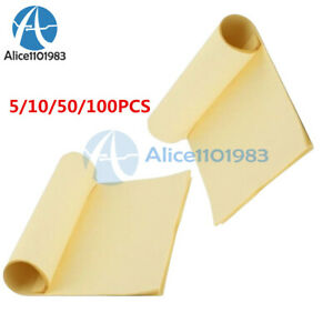5 10 50 100pcs A4 Heat Toner Transfer Thermal Paper For Pcb Prototype Board