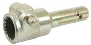 Pto Adapter 1 3 4 20 X 1 3 8 6 Qr Hd Increases Pto Shaft Length By 5 1 2
