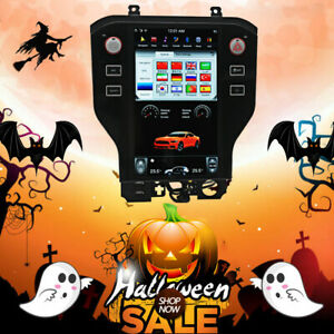 11 8 Android 2 32gb Tesla Vertical Screen Gps Radio For Ford Mustang 2015 2019