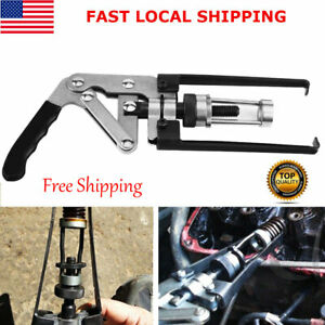 Overhead Valve Spring Compressor Stem Engine Seal Keeper Removal Durable Tool Us