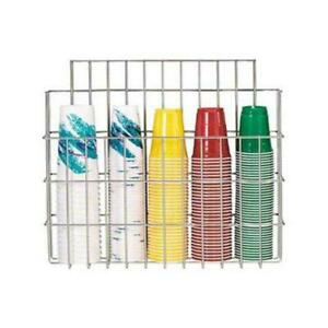 Dispense rite Wr cc 22 Surface Mounted Wire Cup Caddy