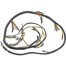 New 1941 Ford Passenger Car Dash Wiring Harness 11a 14401