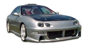 Extreme Dimensions Pu Xtreme Front Bumper Body Kit For 94 97 Acura Integra