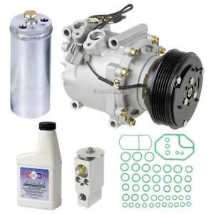 For Honda Civic 2001 2002 Ac Compressor W A C Repair Kit Dac