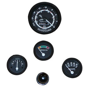 Instrument Gauge Cluster Kit W 5 Speed Trans For Ford 600 700 800 900