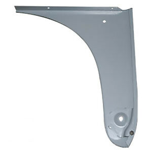 8n16619 Left Dog Leg Lower Hood Side Panel For Ford 8n 9n 2n