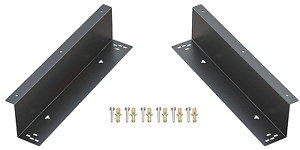 Under Counter Mounting Brackets For Cash Drawer Heavy Duty Steel Installation