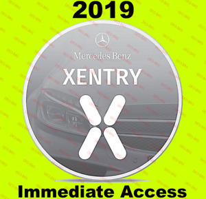 2019 Xentry Service Tool For Mercedes Benz Star Diagnostic Program J2534 C3 C4