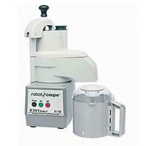 Robot Coupe R301 Commercial Food Processor