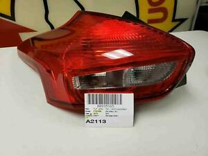 Tail Light Lamp Ford Focus Left Lh Driver Side 2015 2016 2017 2018 Good Conditio