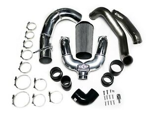 Gdp Tuning Raw Intercooler Piping Kit W Intake For 17 19 Ford 6 7 Powerstroke