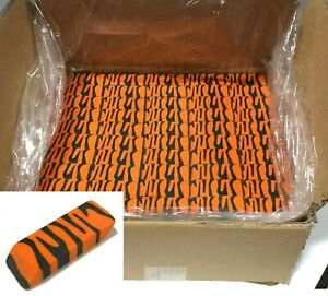 New Pentel Animal Print Beveled Eco eraser Orange black Tiger Bulk 500 pcs