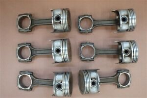 Jeep 4 0l I6 Engine Connecting Rods Pistons Std Bore Cherokee Wrangler