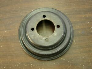 Nos Oem Ford 1971 1972 1973 Crank Pulley 302ci Mustang Torino Galaxie