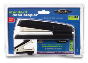 Swingline Stapler Staples Staple Remover Office Tool Paper Desk Desktop 15 Sheet