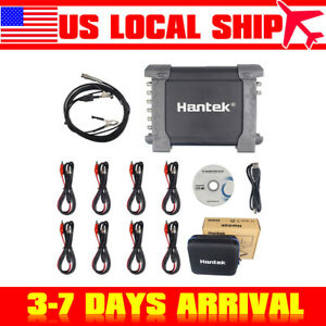 Hantek 1008c 8ch Programmable Daq Generator Automobile Oscilloscope Usb Pc Based