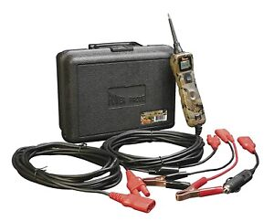 Power Probe 3 Iii Electrical Tester Kit W Voltmeter Accessories And Case