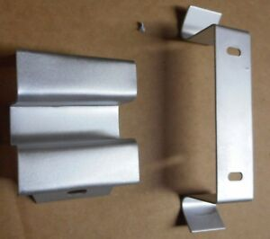 1970 72 Cutlass 442 Console Mounting Bracket Set New Repro