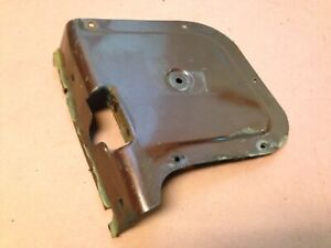 Jeep Wrangler Cj7 Yj 81 90 Driver Side Full Hard Door Striker Latch Cover