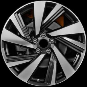 Set Of 4 Refurbished Oem 20 2015 Nissan Murano Alloy Wheels Rims