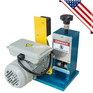 Powered Electric Wire Stripping Stripper Machine Motorized Copper Usps