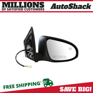 Power Heated Ptm Right Rh Side View Mirror Fits 2014 2015 2016 Toyota Corolla