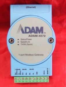 Advantech Adam 4572 Modbus Serial To Ethernet Server