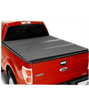 78 9 Inch Bed Tri Fold Hard Tonneau Cover Fits 15 2016 2017 2018 2019 Ford F150