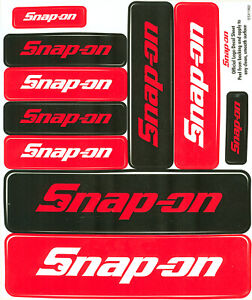 new Vintage Snap on Tools Tool Box Sticker Decal Man Cave Garage 10 Ssx1982