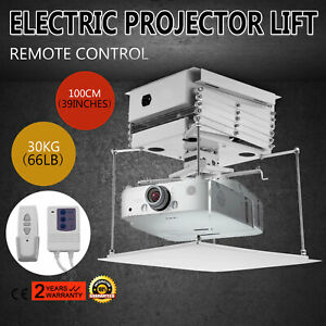 Projector Bracket Motorized Electric Lift Scissor Lift Ceiling Lift Beamer Lift