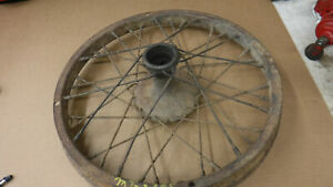 Model T Ford Accessory 21 Wire Wheel Mt 2785
