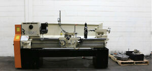 19 Swg 54 Cc Leblond makino Regal Engine Lathe Inch metric 3 Jaw steady Res