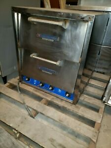 Bakers Pride Mini Deck pizza Oven P44s 90 Day Warranty 1 Phase